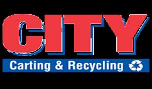 city carting logo